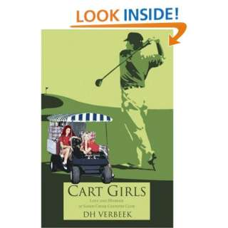 Cart Girls Love and Murder at Sandy Creek Country Club