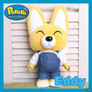 NEW Pororo Character Animation Toy Doll Xmas Gift★Eddy