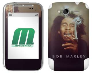 MusicSkins featuring Bob Marley   Smoke officially licensed artwork