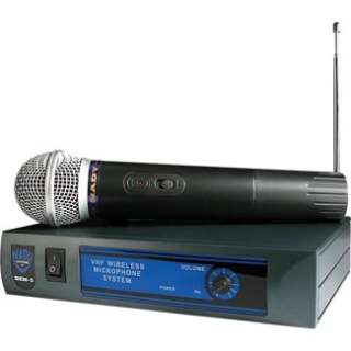 Nady Systems Handheld VHF Wireless Microphone System   Channel P in
