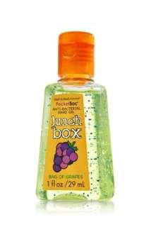 AND BODY WORKS Pocketbac Hand Sanitizer Anti Bacterial Gel *U Choose