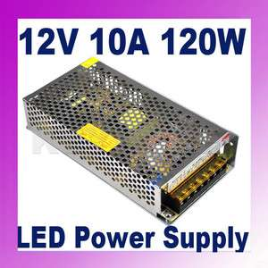12V 10A 120W Switching Power Supply for LED Strip light