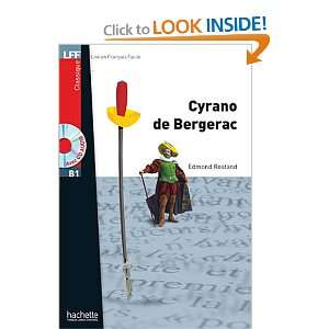 Cyrano De Bergerac. Livre & CD Audio (French Edition