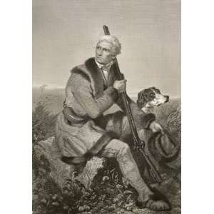 Daniel Boone, American Frontiersman Arts, Crafts & Sewing
