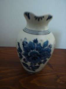 DELFT BLUE PITCHER made in Holland by BOLS