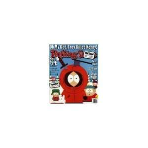 , Issue 780, February 1998, South Park Cover Jann Wenner Books
