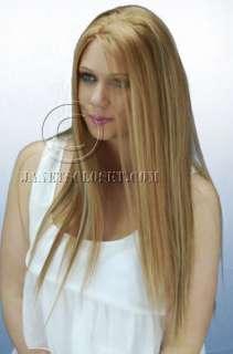 Vanity Long Length Wig Crossdresser high quality strawberry with