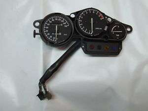 Yamaha FZR 600 cuadro relojes