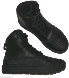 Nike Woodside GS youth boots boys girls new black