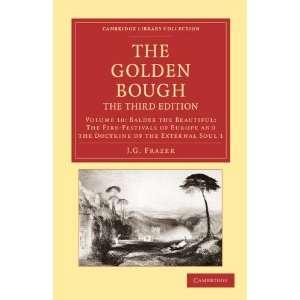 Classics) (Volume 10) (9781108047395): Sir James George Frazer: Books