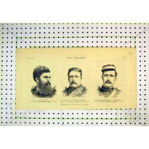 1879 Portrait MIntosh Fry Sergeant Falconer War Army