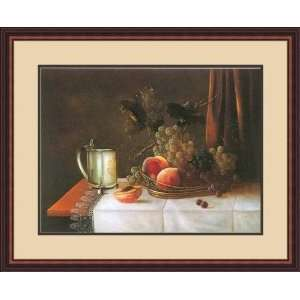 Still Life with Silver Tankard by William Galvez
