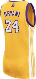 Gold adidas Revolution 30 Replica Los Angeles Lakers Womens Jersey