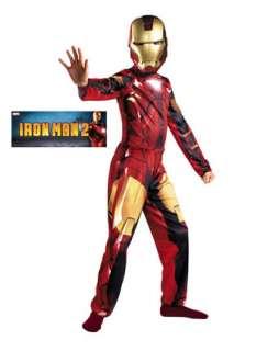 Boys Classic Iron Man Mark Vi Costume  TV and Movie Halloween