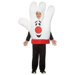 Hamburger Helper Hand Child Costume, 69785