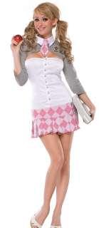 Sexy Prep School Girl Costume   Sexy School Girl Costumes