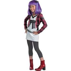 Hannah Montana Lola Red Plaid Jacket Classic Child Costume, 60758