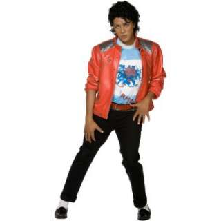Michael Jackson   Beat It Jacket Adult Costume Ratings & Reviews