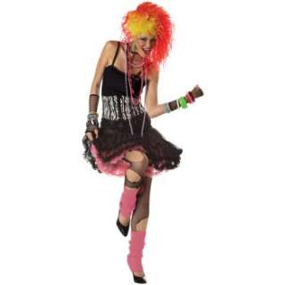 80s Party Girl Adult Costume Ratings & Reviews   BuyCostumes