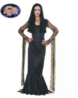 Addams Family Morticia Adult Costume Item #R15526