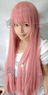 Vocaloid Luka Megurine 100cm Cosplay Wig Sales at Miccostumes For