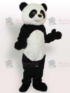 Plush Panda Adult Mascot Costume Type D  panda Adult Mascot Type D