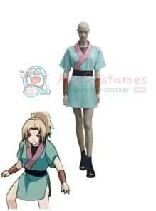 Make you the same as the character Tsunade in the Naruto cosplay
