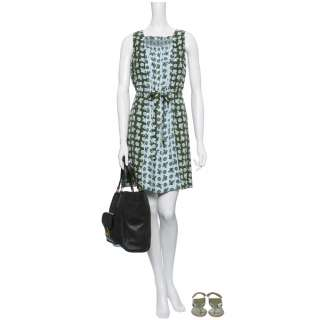 Anna Sui   BUTTERFLY PATTERN DRESS
