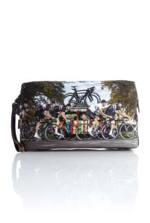 Paul Smith Accessories  Mini Cooper Cyclists Washbag by Paul Smith