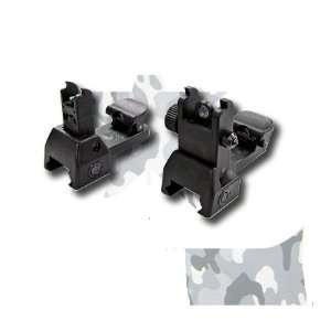 : KJW KC 02 10/22 Front & Rear Sight Set Airsoft BB Gun Pistol Rifle