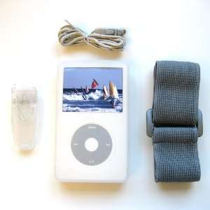 Apple iPod Video (5th Generation) Clear Skin Case With