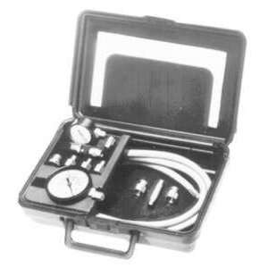 Two Gauges In Molded Plastic Storage Case