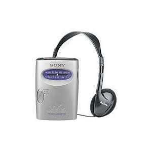 Sony SRF 59 AM/FM Radio Walkman with Headphones