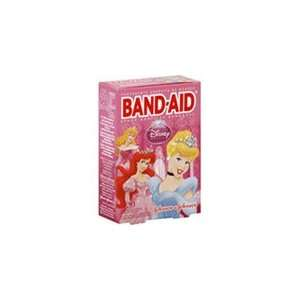 PT# 94894 Disney Princess Adhesive Bandages Box/20 BY Johnson and