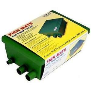 Bio Pond Filter (for Ponds To 1000gal) (Catalog Category Aquarium