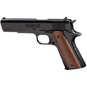 Reproduction Black   Blank Firing Replica Gun Sports & Outdoors