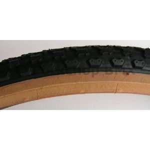 Comp 3 old school BMX CRUISER skinwall bicycle tire   26