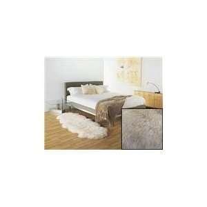2x6 Sheepskin Double Rug   by G.L. Bowron Home & Kitchen