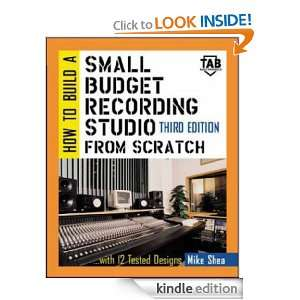 How to Build A Small Budget Recording Studio From Scratch (TAB