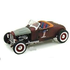 Die cast Promotions Harley Davidson   Ford Hot Rod Convertible w