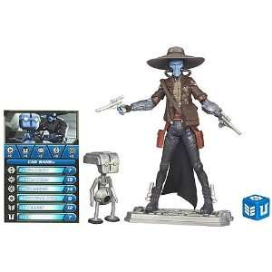 Star Wars Clone Wars Cad Bane and Todo 360 Action Figure Toys & Games