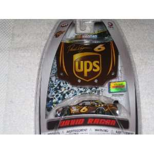 Winners Circle David Ragan #6 UPS Hood & Car Toys & Games