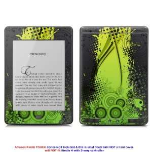 sticker for  Kindle Touch case cover KDtouch 130 Electronics