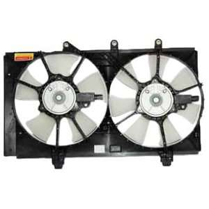 TYC 620740 Dodge Neon Replacement Radiator/Condenser Cooling Fan