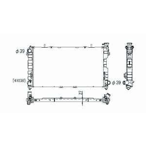 01 04 DODGE CARAVAN , 2.4L L4, AUTOMATIC TRANSMISSION