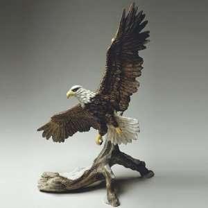 American Bald Eagle Sculpture