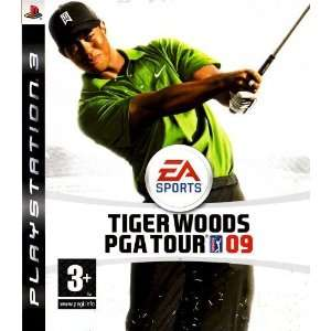 Ea Sports Tiger Woods Pga Tour 09 Ps3 [playstation 3
