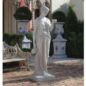 32 Venetian Hebe Goddess Sculpture Statue Figurine
