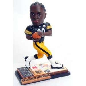 Burress Ticket Base Forever Collectibles Bobblehead