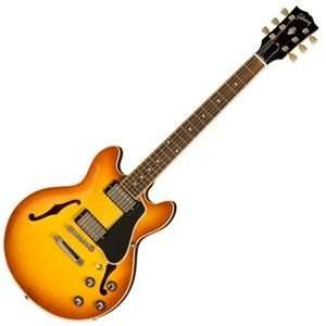 Gibson Custom ES 339 Semi Hollow Electric Guitar with 30/60 Neck Light
